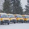 Сельские и городские школы Омской области получили новые автобусы