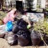 Омская прокуратура внесла представление Фадиной за мусор на кладбищах
