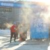 Рождественский полумарафон в Омске ждет своих участников