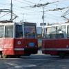 На один вечер трамваи изменят маршрут в Омске
