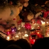 В Омске игрушки с мемориалов жертвам Кемерово отдадут малоимущим семьям