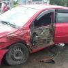 В Омске в результате ДТП с участием маршрутного такси пострадало 4 человека