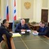 Реализацию экологических проектов на омской «ТЭЦ-5» обсудили Назаров и Ковальчук