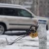 Самовольные стоянки демонтирует на Левом берегу Омска