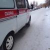 В поселке под Омском автоледи наехала на школьника