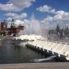 В преддверии Дня Победы в Омске включат фонтаны