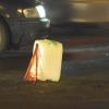 В Омске автомобиль «Субару» сбил пешехода и въехал во встречный «Форд»