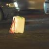 Массовая авария создала пробку на Ленинградском мосту в Омске