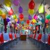 Омичи арендуют трамваи для своих праздничных моментов