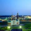 В Омск прибудет Благодатный огонь из храма Гроба Господня в Иерусалиме
