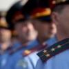 Омские милиционеры поздравили ветеранов