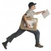 Как быстро передать документы, не покидая офис