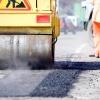 На Левобережье отремонтировано свыше 25 тысяч квадратных метров дорог
