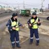 Полицейские подарили омичкам музыкальный подарок (видео)