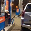 За новогоднюю ночь в Омске подорожал бензин