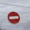 Омичи ездят по закрытой дороге на Левобережье