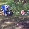 Всю неделю омские чиновники будут убирать мусор с городских улиц