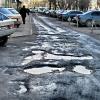 Соцопрос показал, что в Омске худшие дороги в стране