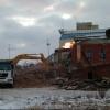 Доходный дом Гольцова в Омске снесли