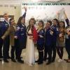 Бойцы Омского студотряда завоевали 2-е место на Всероссийской спартакиаде студотрядовцев