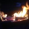 Пропавшего мальчика в Омской области нашли на пепелище
