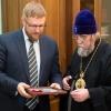 """Омский митрополит Владимир стал """"Игуменом земли Русской"""""""