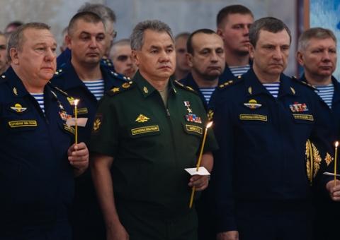 Фото взято с сайта Минобороны РФ