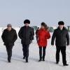 Бурков лично посмотрел, чем живет Азовский район