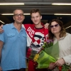 Омский пловец вернулся на родину с Олимпийских игр