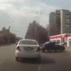 В Сети опубликовали видео смертельного наезда «десятки» на пешехода