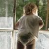 Спасатели призывают омичей не оставлять детей одних дома