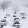На Омск надвигается снежная буря