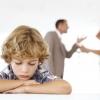 Как помочь ребенку, когда разводятся родители