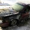 За сутки в Омской области сгорели шесть автомоблей