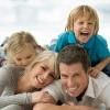 По-семейному отметили в Омске День семьи