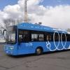 В марте на омских маршрутах протестируют первый электробус