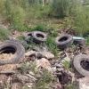 В Омской области многодетной семье выделили землю на свалке