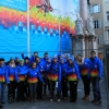 Омские волонтёры помогают в организации Олимпиады в Австрии
