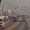 Из-за снегопада пробки в Омске достигли 8-ми баллов