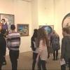 Омичей приглашают на выставку картин из коллекции банка