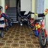 МЧС попросило омичей не заставлять подъезды колясками и велосипедами