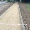 В Омске осталось сделать четыре тротуара