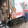 Агитпоезд «Армия Победы» показал омичам военную технику