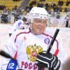 Виктор Назаров открыл первый чемпионат омской Ночной хоккейной лиги