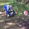 В месячник чистоты из Омска вывезли 27 тысяч кубометров мусора