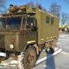 Пассажиры грузовика, стоявшего на обочине дороги в Омской области, пострадали в ДТП