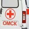 Мальчик и девушка пострадали в аварии иномарок на омском перекрестке