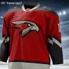 Хоккеисты омского «Авангарда» будут играть домашние матчи в красной форме