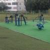 В Омске КТОС построил спортивный городок