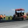 В Большереченском районе Омской области отремонтировали 30 километров дороги на деньги «Платона»